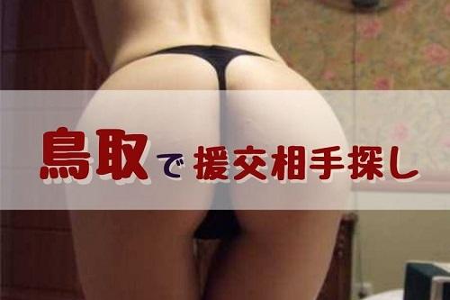 鳥取県で援交相手探しのまとめ